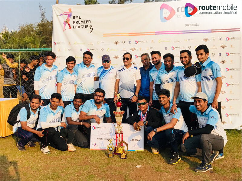 Route Mobile Premier League Winning Team 2018